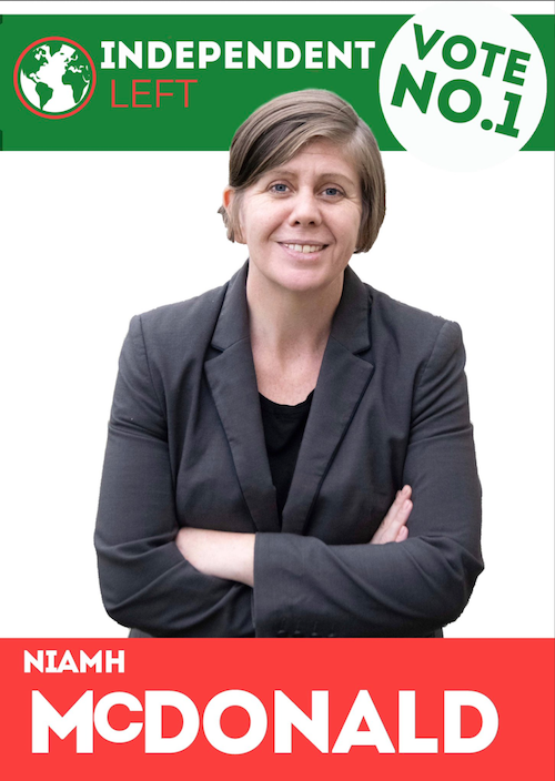 Vote Niamh McDonald