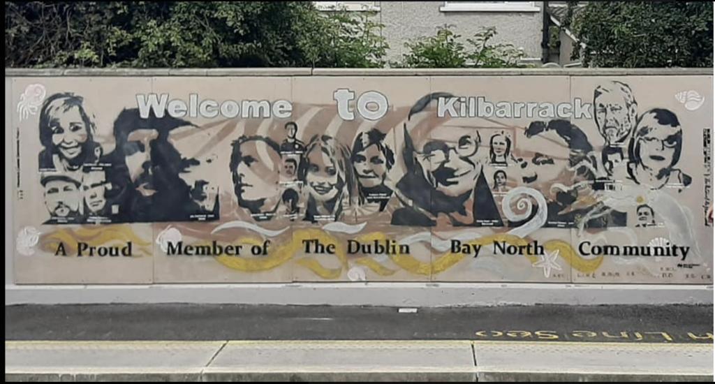 Killbarrack Mural