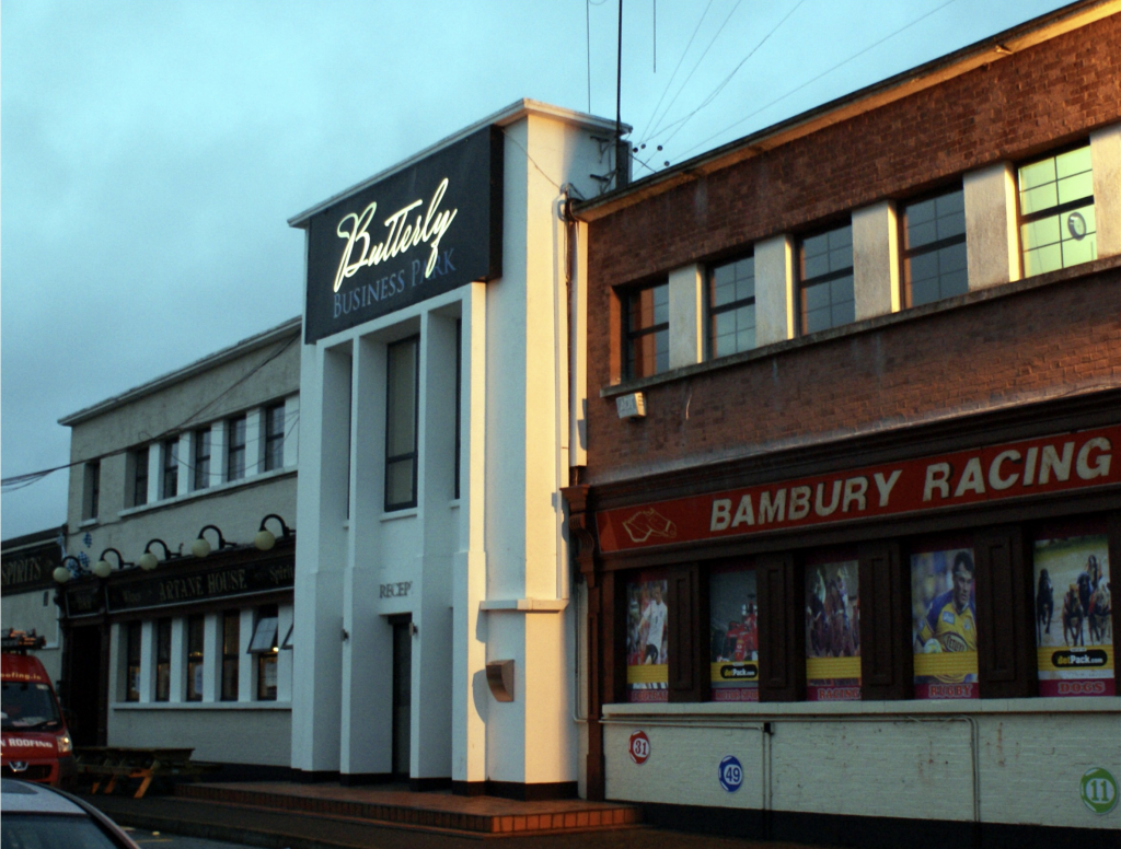 The Stardust Venue owned by the Butterly family