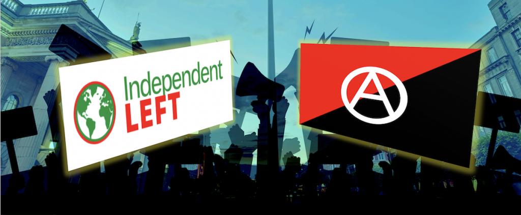Irish socialists Independent Left discuss revolution with Irish anarchists