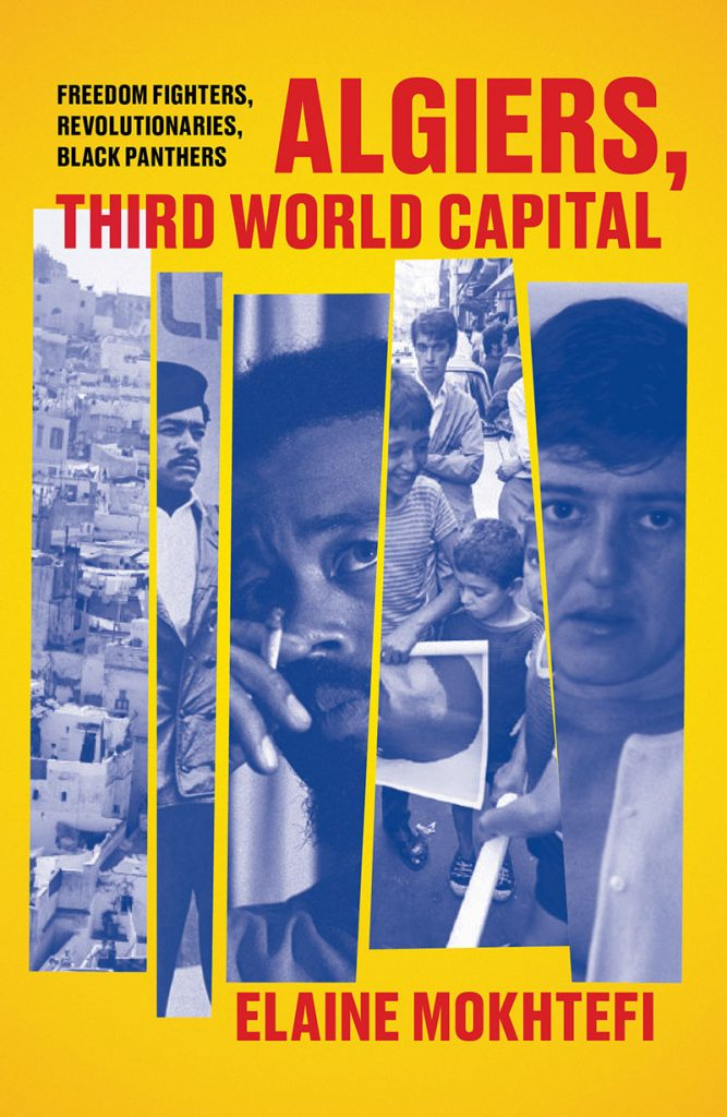 Cover of Algiers Third World Capital