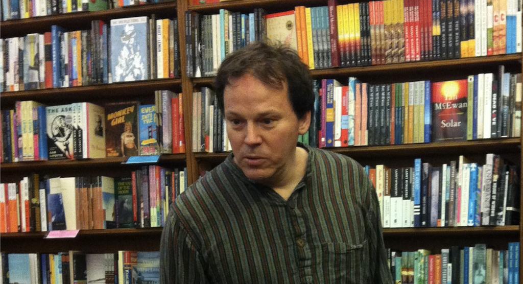 David Graeber City Lights Bookshop 2012