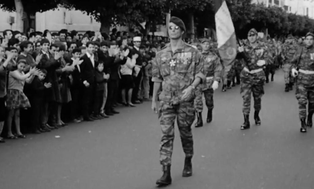 Jean Martin From Battle of Algiers