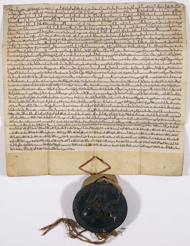 The Forest Charter of 1217