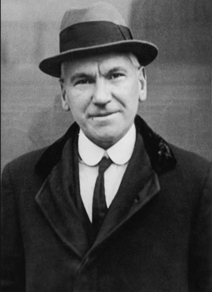 John Maclean was a Scottish socialist in favour of independence