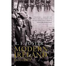 Modern Ireland by Roy Foster