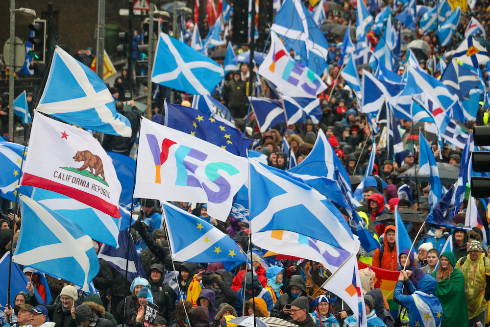 Socialists and Scottish Independence
