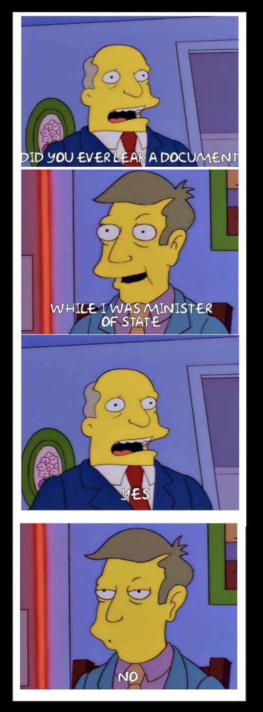 Simpsons meme by Eoghan Ó Nia