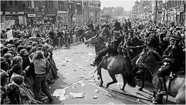 Independent Left Le Chéile: Battle of Lewisham