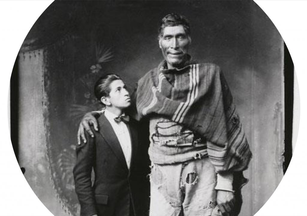 El Gigante de Paruro, Martín Chambi