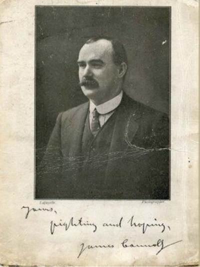 James Connolly Yours Fighting and Hoping
